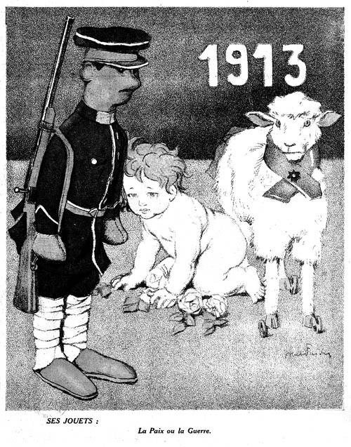Voeux1913 - Le Figaro