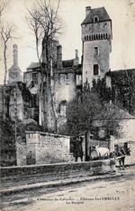 LES REMPARTS DE CREULLY (Calvados)