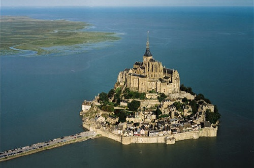 *Le Mont St.Michel