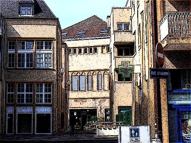 Zone piétonne de Metz 31 Marc de Metz 10 02 2013