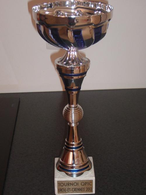 Coupe tournoi 2013