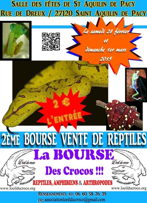 Vlog# Bourse aux reptiles