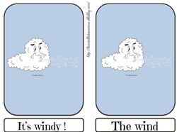 Flashcards wind