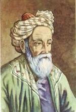 Ghiyath ed-din Abdoul Fath Omar Ibn Ibrahim al-Khayyāâm Nishabouri, le vendeur de tentes