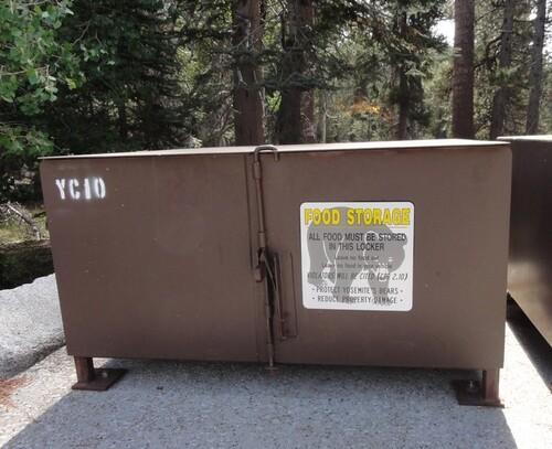 2 septembre Yosémite et le Mono Lake