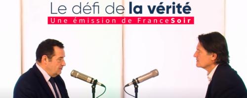 Le Défi de la vérité : Jean-Frédéric Poisson, la voie du peuple ? La désobéissance civile devient légitime !