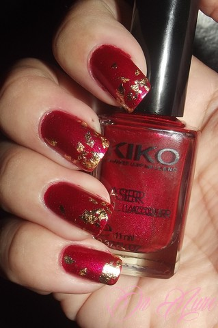 •°•.18-carat red gold.•°•