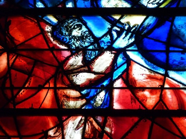 Chagal 12 Cathédrale de Metz 14 06 2010