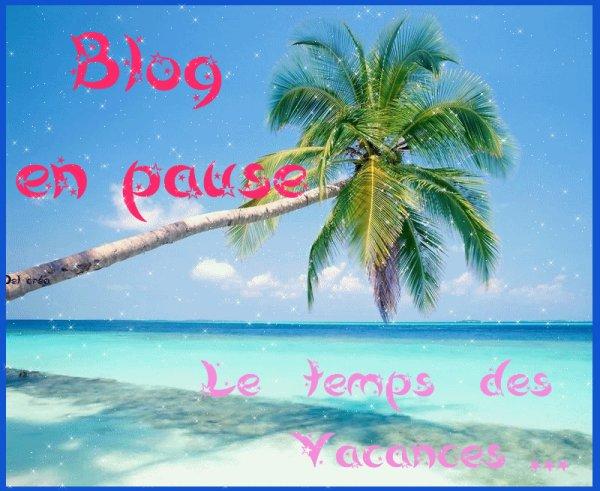 BLOG EN PAUSE. VACANCES!!!!! - Blog de le-tricot-de-marcelle