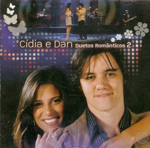 CIDIA E DAN - You Make Me Feel Brand New (Brazilian Duetos) (Soft Rock Café)