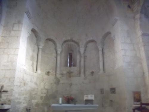 l'église Saint-Martin-de-Paracols