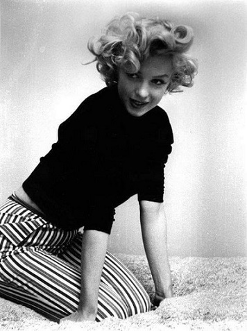 L'inoubliable Marilyn ...