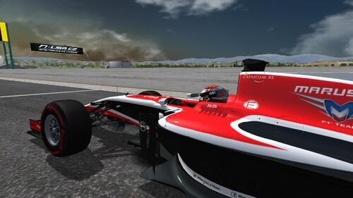 Marussia F1 Team Marussia MR03