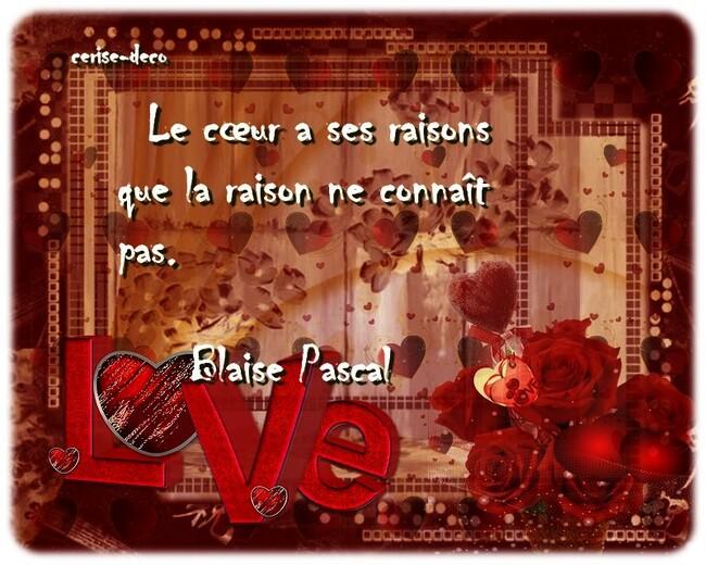 citation illustrée amour pour la st valentin