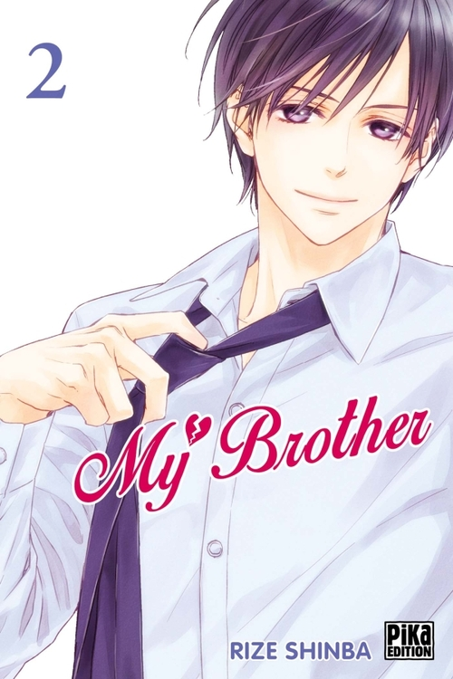 My brother - Tome 02 - Rize Shinba