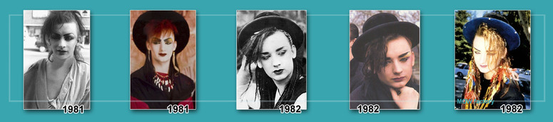 BOY GEORGE - Retro