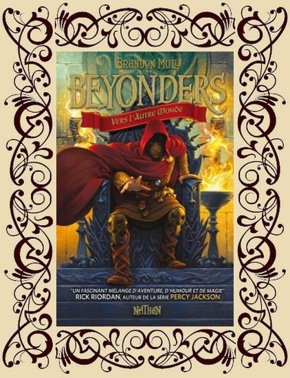 Beyonders, t1 : Vers l'autre Monde