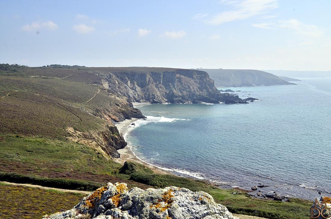 Paysages de mer en Bretagne