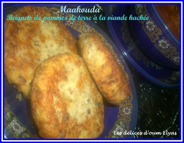 Maakouda de pommes de terre et viande hachée (3)