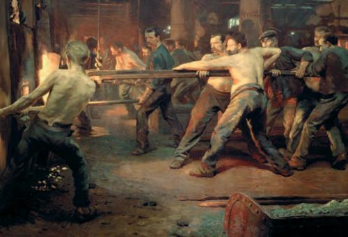 Ideologies of industrial age