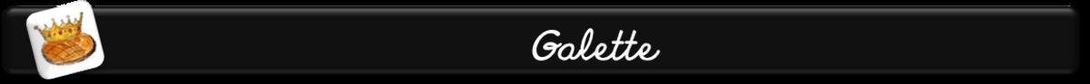 Galette & algorithme