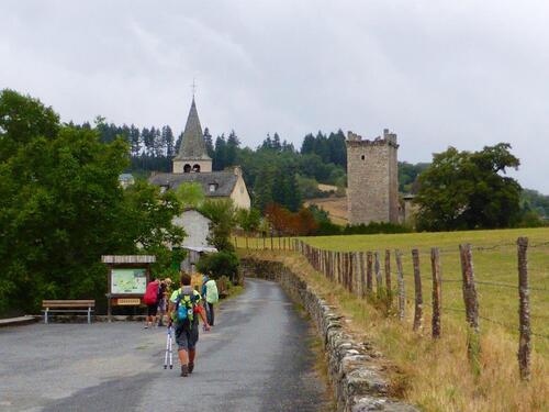 Golinhac / Conques 23km