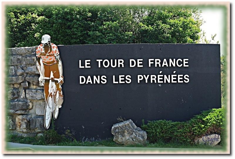 Sur la route des Pyrénées