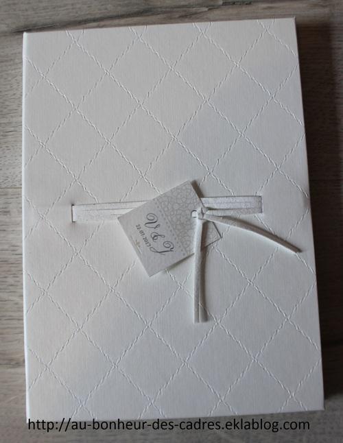 Cartonnge pour mariage