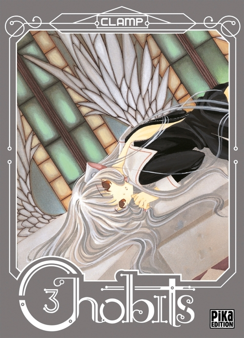 Chobits - Tome 03 - Clamp