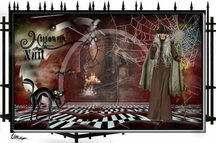 Halloween   de Renéegraphisme