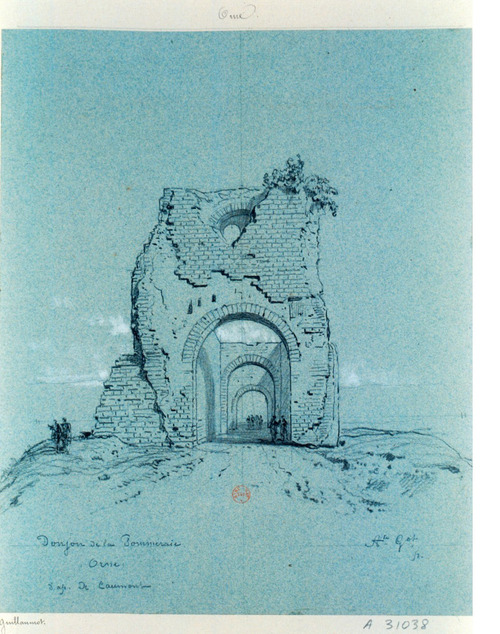 LES REMPARTS DE LA POMMERAYE (Calvados)
