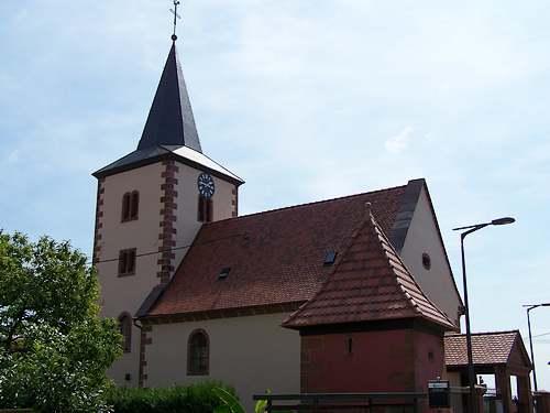 Buswiller  ( Bas-Rhin )