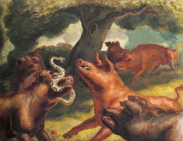 La peinture américaine des années 1930 au Musée de l'Orangerie