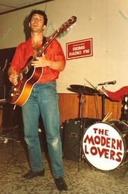 Le Choix des Lecteurs # 126: Jonathan Richman and the Modern Lovers - Live and Direct 1978-1979