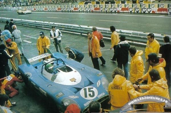 Matra Sports (1966-1974)