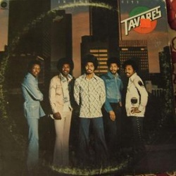 Tavares - In The City - Complete LP