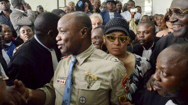 "EXAGERATION:  ""KOFFI OLOMIDE : MOI, PRESIDENT D'AFRIQUE"""