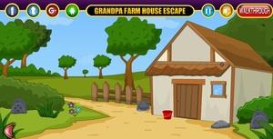 Jouer à Grandpa farm house escape