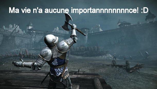 Onche-Onche teste: Chivalry Medieval Warfare