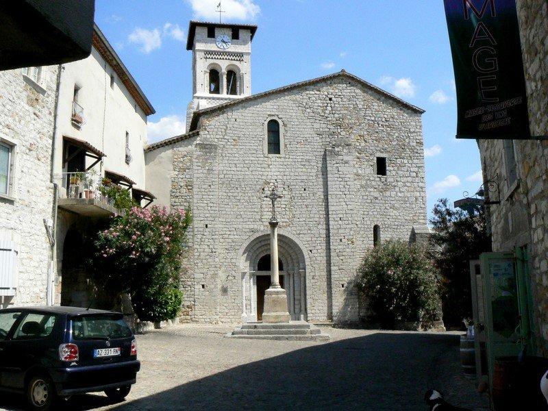 Eglise de Ruom