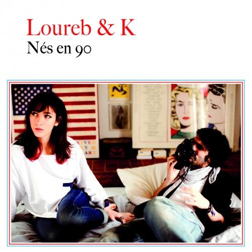 Loureb & K, pop cinématographique de la Nouvelle Vague