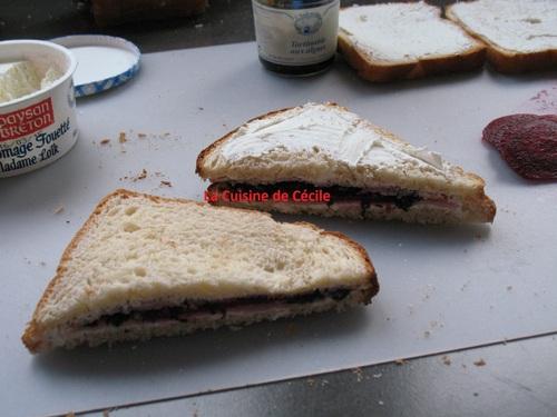 Club Sandwich terre et mer