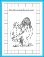Chevaux et Poneys - Graphisme et écriture