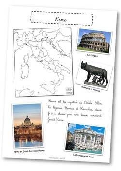 Rome et l'Italie