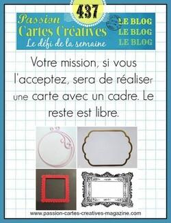 Passion Cartes Créatives #437