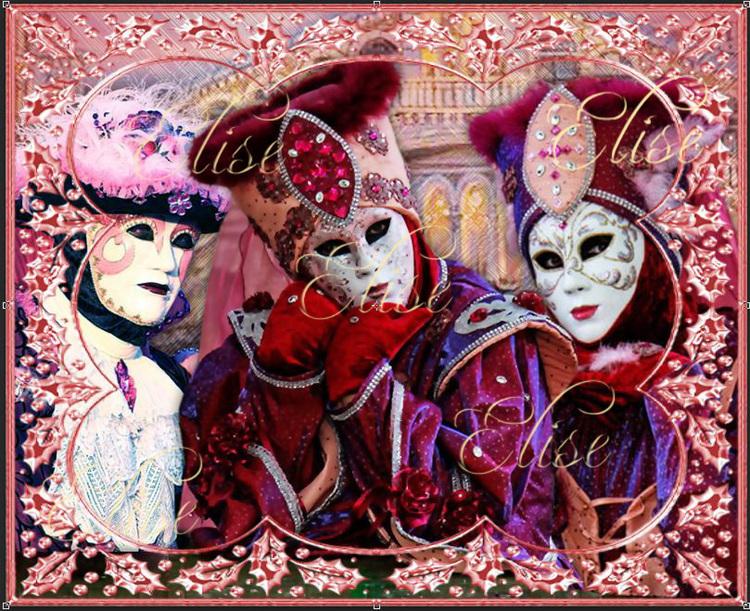 Carnaval à Venise de Inge Lore
