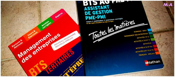 Examens J-44 (ou quand la préparation des dossiers m'exclue de toute autre activité >_<)