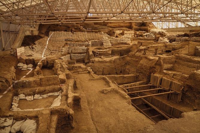 Çatal Höyük : première ville de l'humanité ?