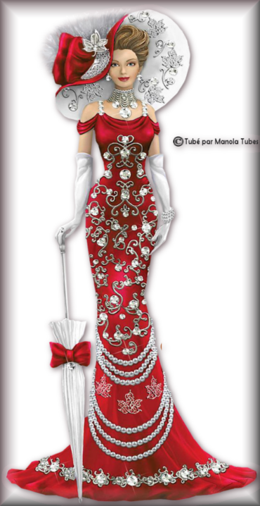 Tube Femme vintage en robe 2994