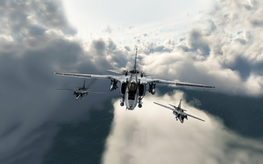 5 images d'avions